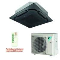 Daikin Klimaanlage Deckenkassette FCAG35B-3 Standard/schwarz +RXM35N9 3,5 kW Kühlen