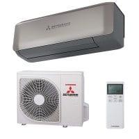 Mitsubishi Heavy Klimaanlage SRK 50 ZS-WT/SRC 50 ZS-S mit 5,0 kW Kühlen